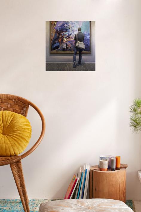 ArteIII (Camarasa) | Pintura de Orrite | Compra arte en Flecha.es