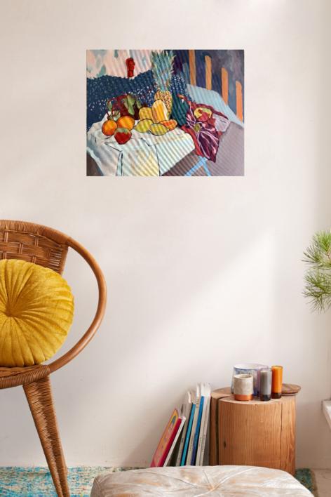PUNTA BEGOÑA   Pintura de Iraide Garitaonandia   Compra arte en Flecha.es