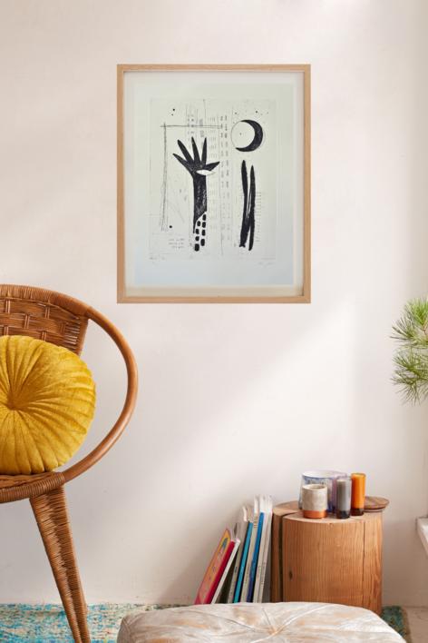 "Serie ""New Slaves"" | Obra gráfica de Toni Salom | Compra arte en Flecha.es"
