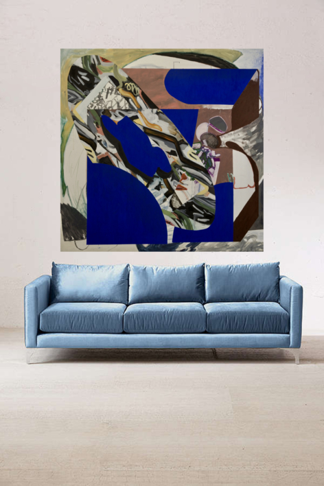 Korivinda | Pintura de M R M | Compra arte en Flecha.es