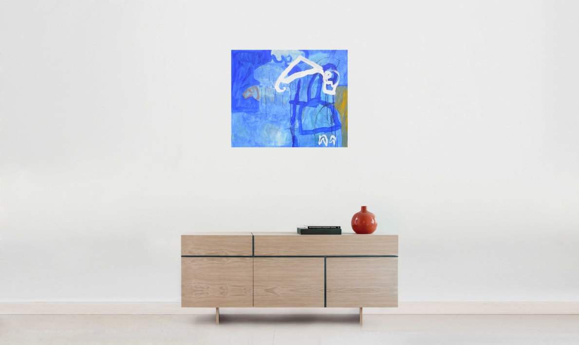 El Señor y la Señora Andrews VII   Pintura de Celia Muñoz   Compra arte en Flecha.es