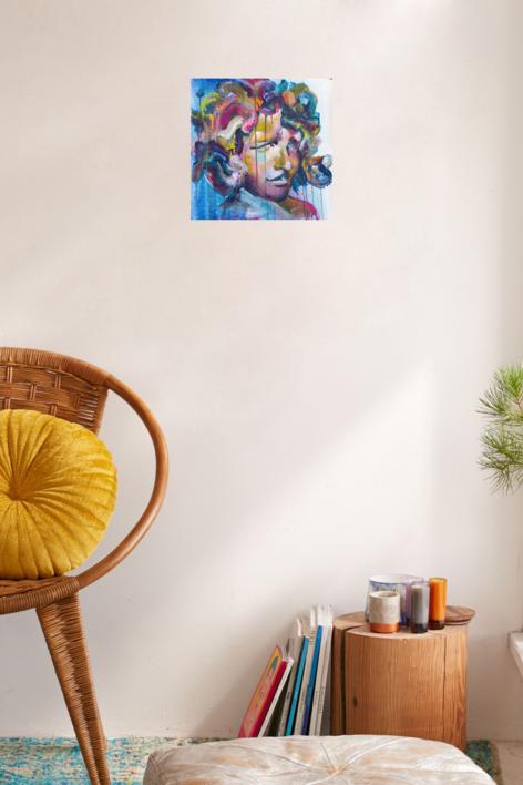 Medusa | Obra gráfica de Misterpiro | Compra arte en Flecha.es