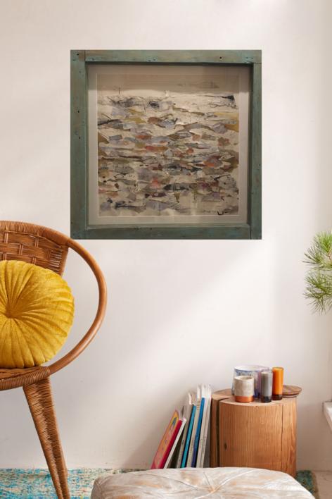 LEROD | Collage de SINO | Compra arte en Flecha.es