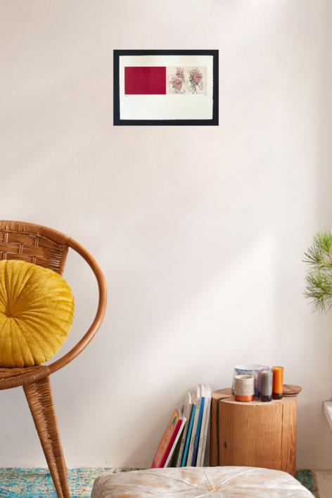 La Alquimia de la Geometria, Cangrejos | Obra gráfica de Ximena Bianco | Compra arte en Flecha.es