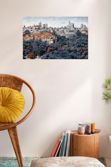 La Ciudad Recuperada # 2 | Fotografía de Carlos Arriaga | Compra arte en Flecha.es