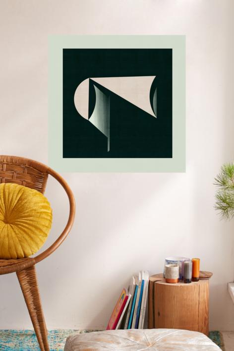 Abstract composition 921 | Digital de Jesús Perea | Compra arte en Flecha.es