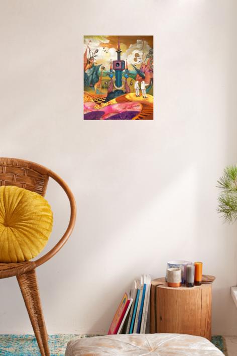 The New Arrivals | Digital de Helena Revuelta | Compra arte en Flecha.es