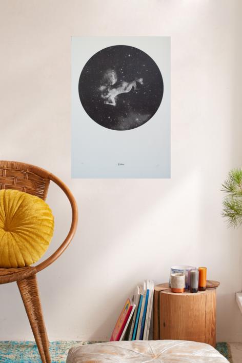 Celaeno | Fotografía de Elisa de la Torre | Compra arte en Flecha.es