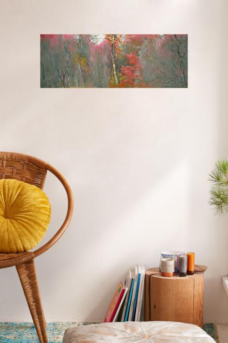 Travesía III | Pintura de Manuel Luca de tena | Compra arte en Flecha.es