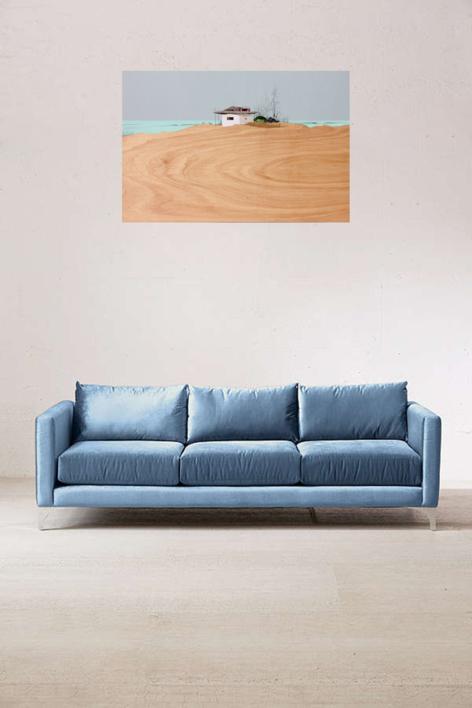 Sedentarios 128 | Collage de Eduardo Query | Compra arte en Flecha.es