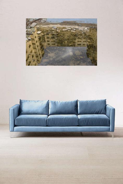 Piscinas del olvido # 1 | Fotografía de Cano Erhardt | Compra arte en Flecha.es