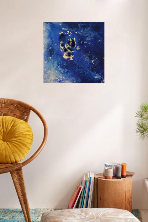 [aguas] VIII | Pintura de Elisa de la Torre | Compra arte en Flecha.es