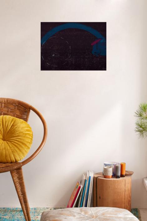 Entrebancs-13 | Obra gráfica de Joan Pere Viladecans | Compra arte en Flecha.es