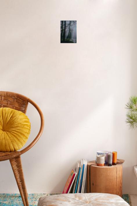 RGB Ruff 002 | Digital de Fernando Trocóniz | Compra arte en Flecha.es
