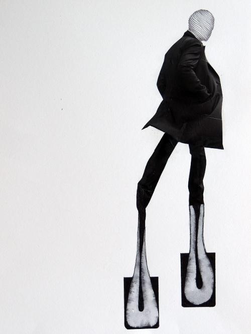 Sin Título  Collage de Merche Chia   Compra arte en Flecha.es