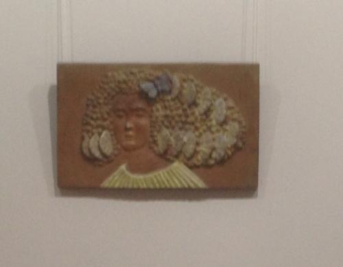 Infanta Mariposa |Escultura de Cristóbal | Compra arte en Flecha.es