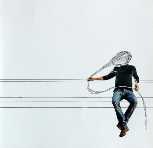 Sin Palabras (5) |Collage de Merche Chia | Compra arte en Flecha.es