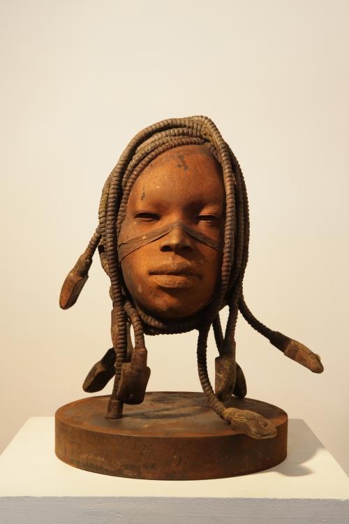 Medusa |Escultura de Jesús Curiá | Compra arte en Flecha.es