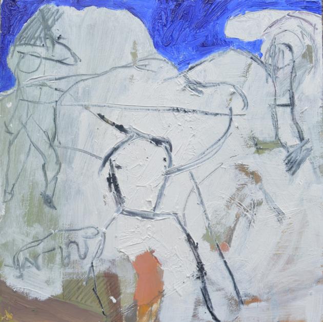 El Señor y la Señora Andrews VIII |Pintura de Celia Muñoz | Compra arte en Flecha.es