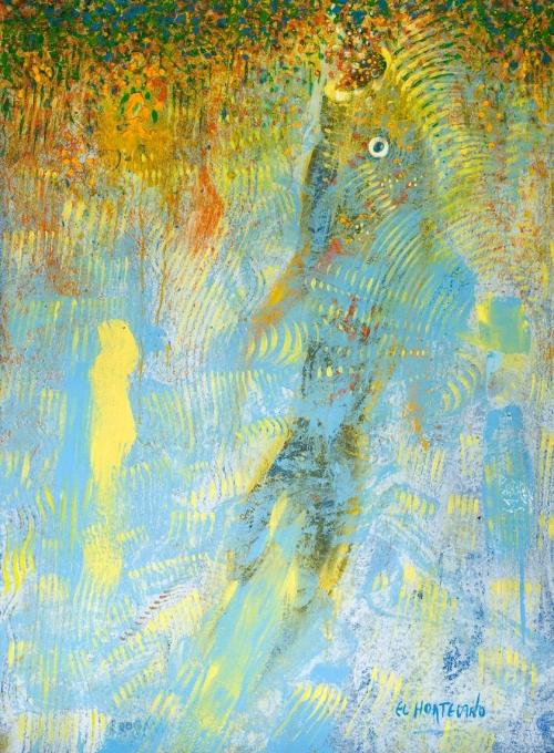 Formentor |Pintura de El Hortelano | Compra arte en Flecha.es