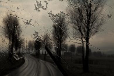 Icy Road II|FotografíadeAna Sanz Llorens| Compra arte en Flecha.es