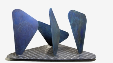 Monolitos I|EsculturadeRaquel Fernández Santos| Compra arte en Flecha.es