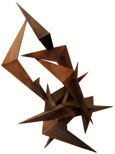 Grullas por Fukushima|EsculturadeRaquel Fernández Santos| Compra arte en Flecha.es