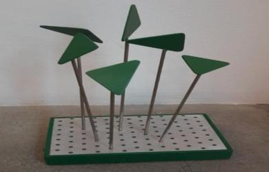 Manigua|EsculturadeRaquel Fernández Santos| Compra arte en Flecha.es