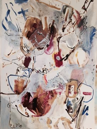 Giquo|PinturadeSINO| Compra arte en Flecha.es