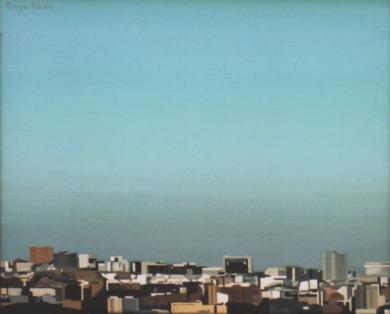 Madrid 1/2|PinturadeBorja Abós| Compra arte en Flecha.es