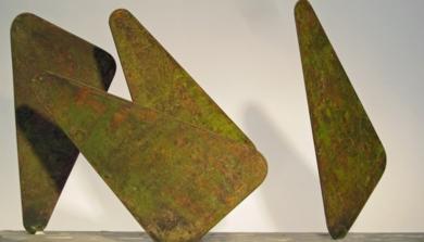 Monolitos II|EsculturadeRaquel Fernández Santos| Compra arte en Flecha.es