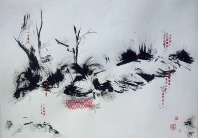 Al Caer la Tarde|PinturadeMartmina| Compra arte en Flecha.es