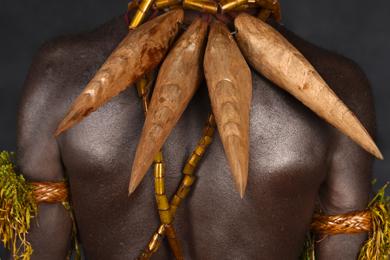S.t., Serie Papúa Nueva Guinea|FotografíadeIsabel Muñoz| Compra arte en Flecha.es