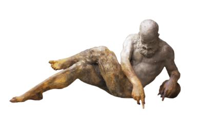 Vanitas EsculturadeCésar  Orrico  Compra arte en Flecha.es