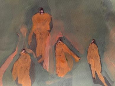 Karkata|PinturadeSINO| Compra arte en Flecha.es