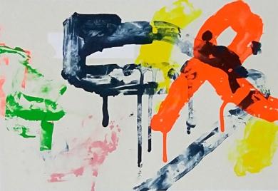Espacio Transparente|Obra gráficadeJoaquín Capa| Compra arte en Flecha.es