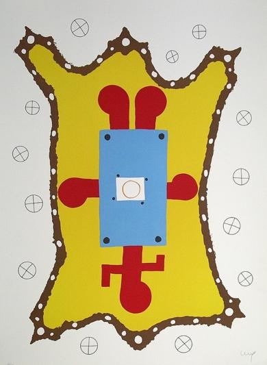 1989-3|Obra gráficadeFerrán García Sevilla| Compra arte en Flecha.es