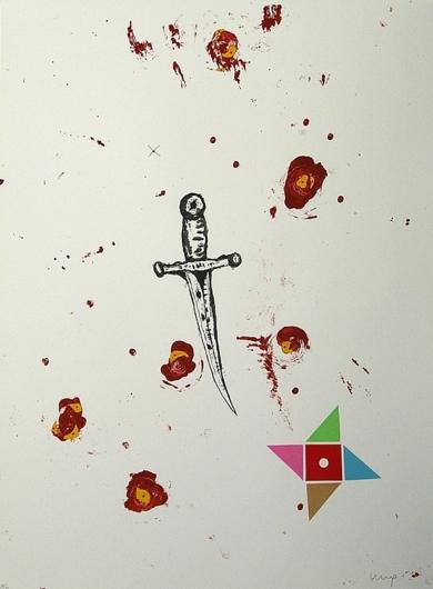 1989-7|Obra gráficadeFerrán García Sevilla| Compra arte en Flecha.es