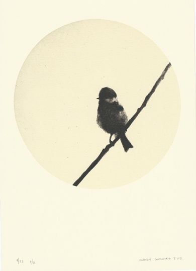 Carbonero|Obra gráficadeEnrique González (TDP)| Compra arte en Flecha.es