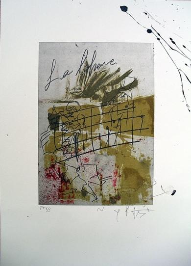La Boheme Obra gráficadeMarcos Tamargo  Compra arte en Flecha.es
