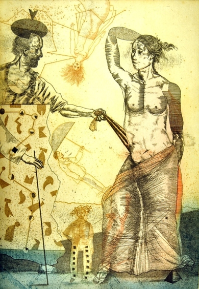 Sin Título|Obra gráficadeMiguel Condé| Compra arte en Flecha.es
