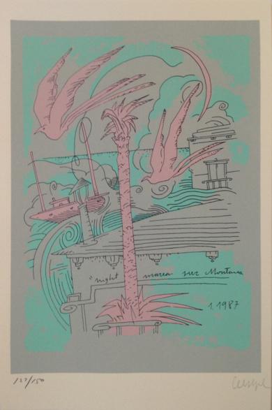 Escenas (II)|Obra gráficadeCeesepe| Compra arte en Flecha.es