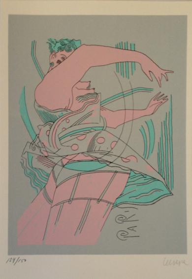 Escenas (III)|Obra gráficadeCeesepe| Compra arte en Flecha.es