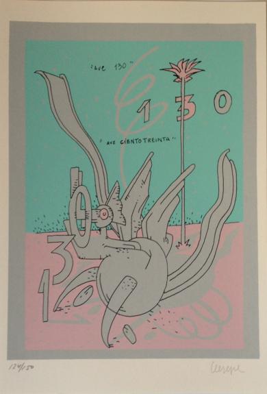 Escenas (VI)|Obra gráficadeCeesepe| Compra arte en Flecha.es