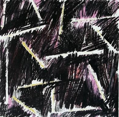 Los Andes|Obra gráficadeRafael Canogar| Compra arte en Flecha.es