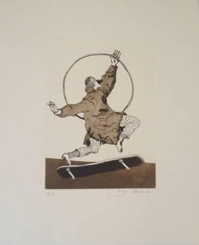 Manuel Alcorlo | Compra arte en Flecha.es