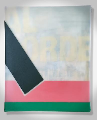 Al borde|PinturadeNorberto Sayegh| Compra arte en Flecha.es