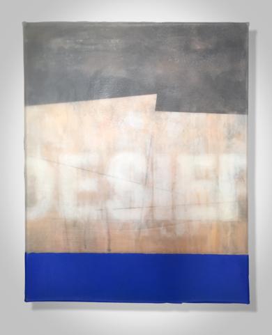 Desierto|PinturadeNorberto Sayegh| Compra arte en Flecha.es