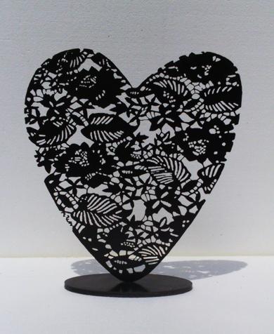 Desde el Corazón 7 EsculturadeKrum Stanoev  Compra arte en Flecha.es