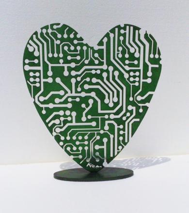 Desde el Corazón 10|EsculturadeKrum Stanoev| Compra arte en Flecha.es